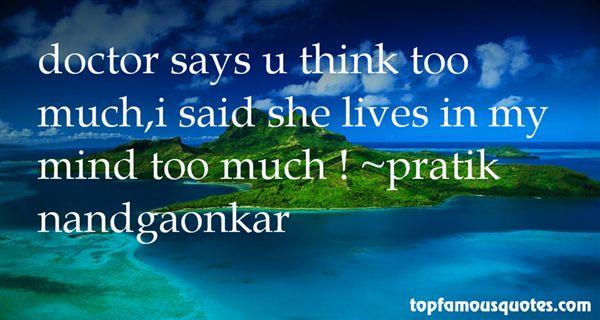 Pratik Nandgaonkar Quotes