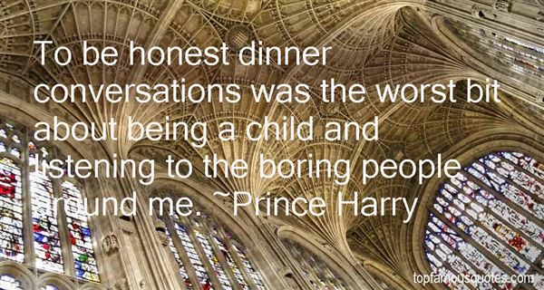Prince Harry Quotes