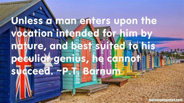 P.T. Barnum Quotes