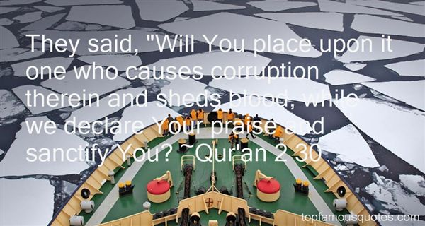 Qur'an 2 30 Quotes
