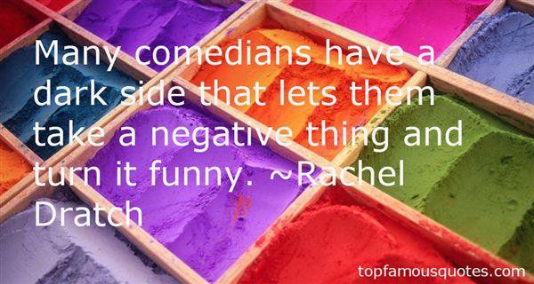 Rachel Dratch Quotes