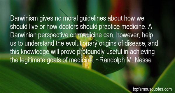 Randolph M. Nesse Quotes