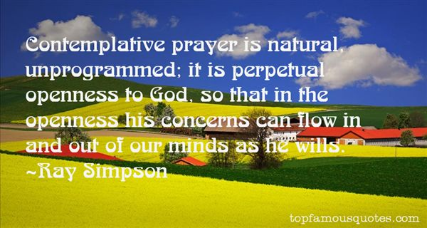 Ray Simpson Quotes