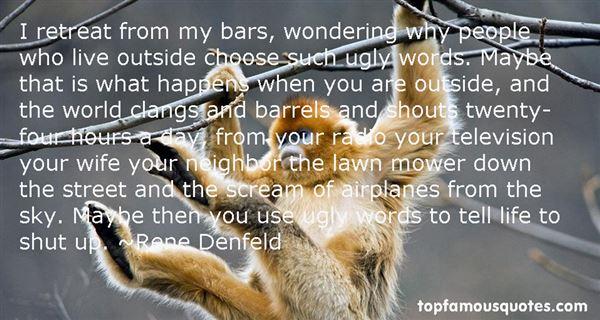 Rene Denfeld Quotes