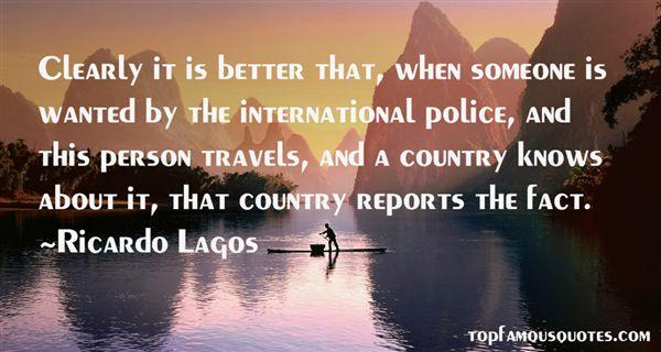 Ricardo Lagos Quotes