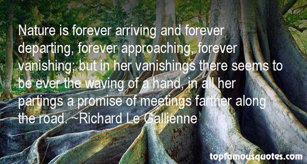 Richard Le Gallienne Quotes
