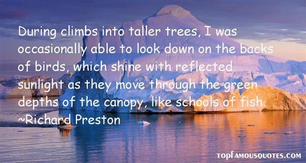 Richard Preston Quotes