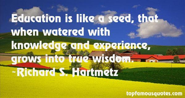 Richard S. Hartmetz Quotes