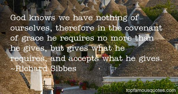 Richard Sibbes Quotes