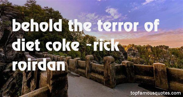 Rick Roirdan Quotes