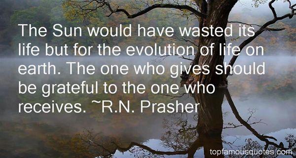 R.N. Prasher Quotes