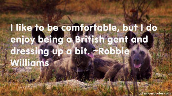 Robbie Williams Quotes