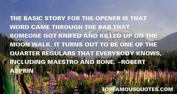 Robert Asprin Quotes