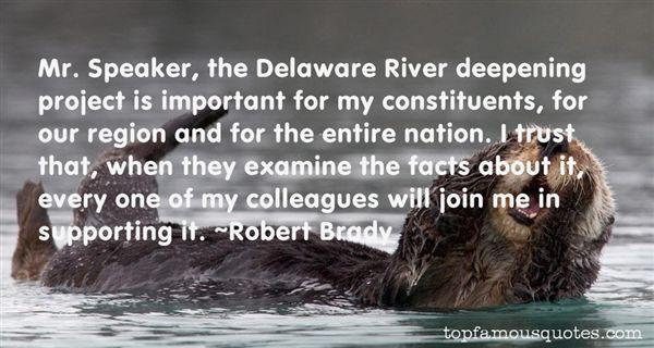 Robert Brady Quotes