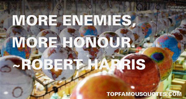 Robert Harris Quotes