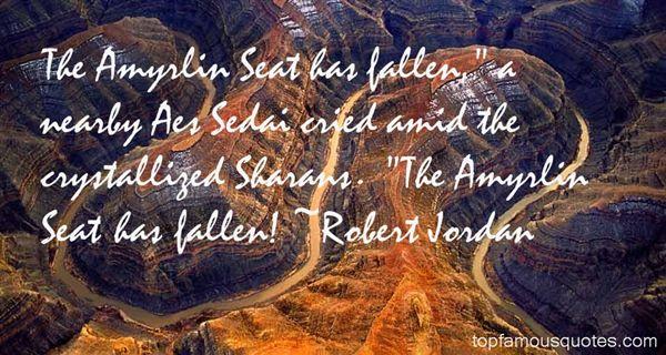 Robert Jordan Quotes