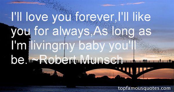 Robert Munsch Quotes