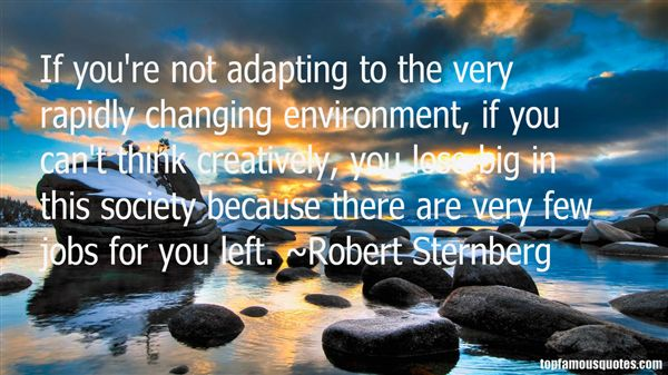 Robert Sternberg Quotes