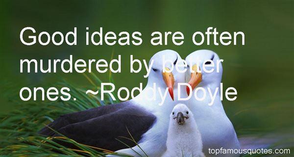 Roddy Doyle Quotes