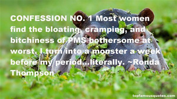 Ronda Thompson Quotes