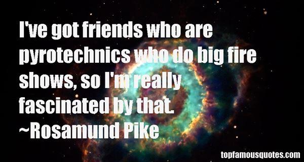 Rosamund Pike Quotes