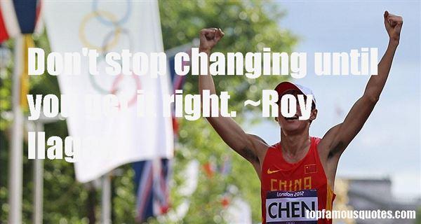 Roy Ilagan Quotes