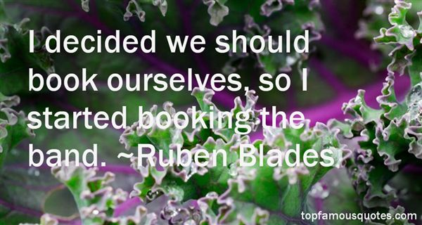 Ruben Blades Quotes