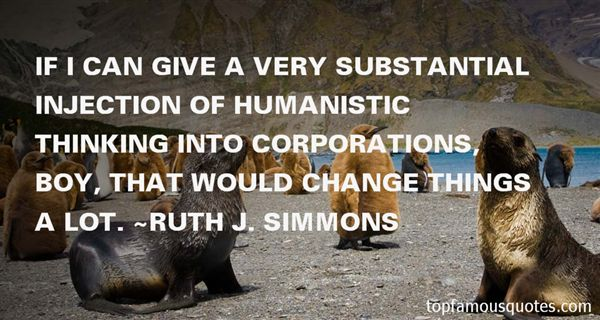 Ruth J. Simmons Quotes