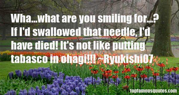 Ryukishi07 Quotes