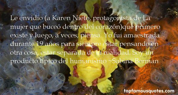 Sabina Berman Quotes