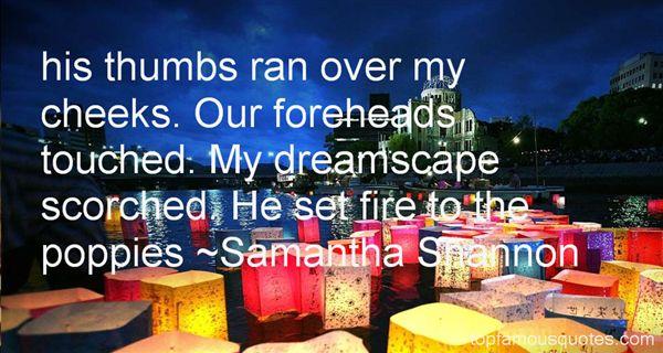Samantha Shannon Quotes