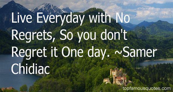 Samer Chidiac Quotes