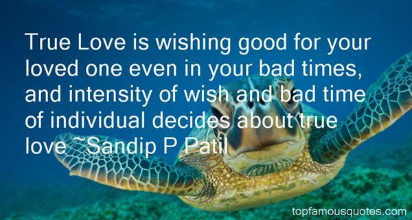 Sandip P Patil Quotes