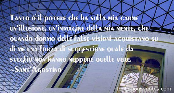 Sant'Agostino Quotes