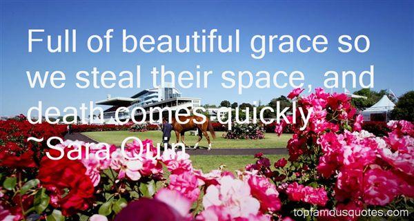 Sara Quin Quotes