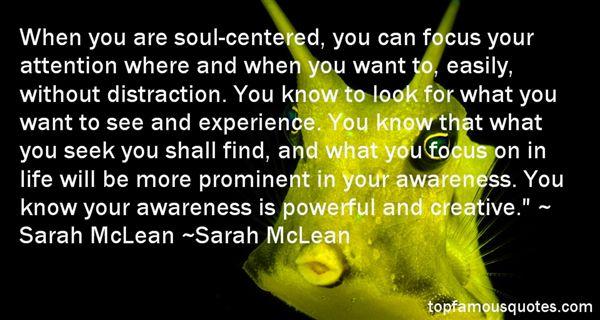 Sarah McLean Quotes
