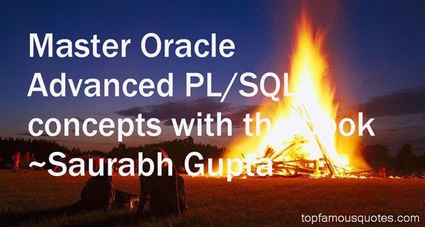 Saurabh Gupta Quotes