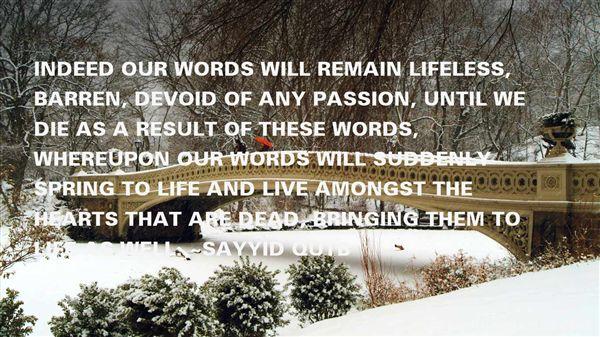 Sayyid Qutb Quotes