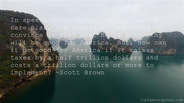 Scott Brown Quotes