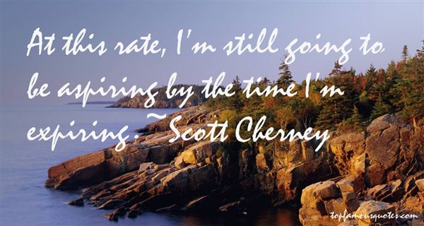 Scott Cherney Quotes
