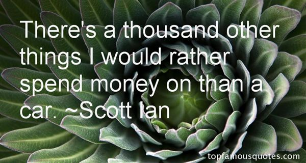 Scott Ian Quotes