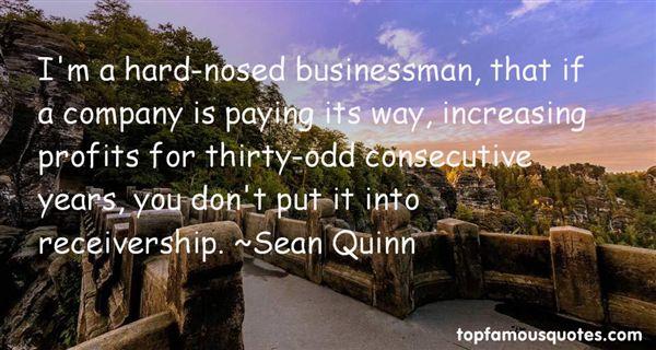 Sean Quinn Quotes