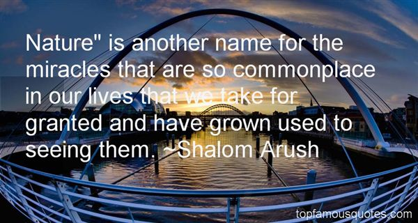 Shalom Arush Quotes