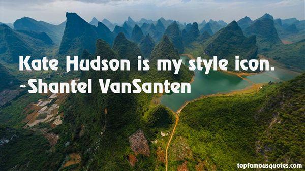Shantel VanSanten Quotes