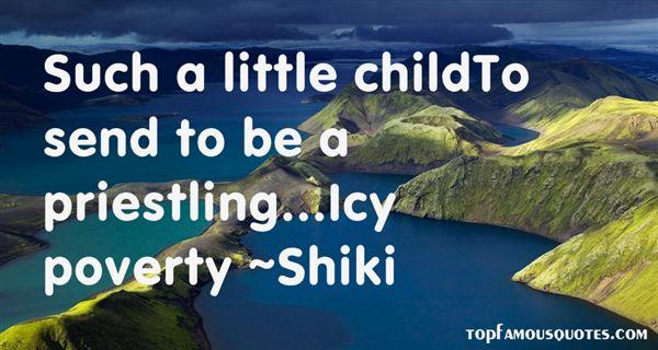 Shiki Quotes