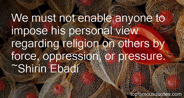 Shirin Ebadi Quotes