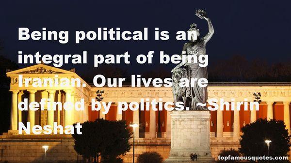 Shirin Neshat Quotes