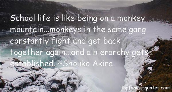 Shouko Akira Quotes