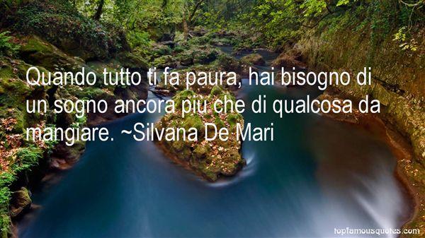 Silvana De Mari Quotes