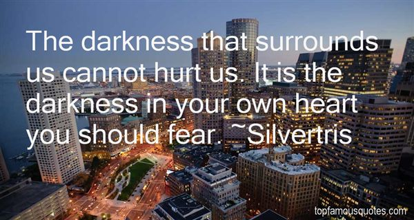 Silvertris Quotes